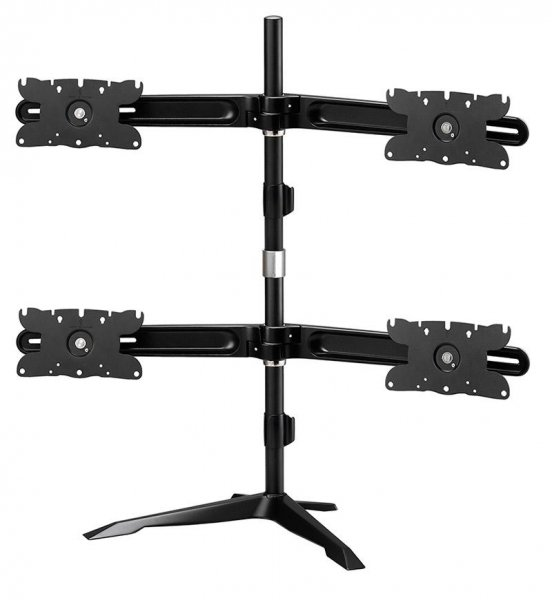 Aavara Quad Monitor Stand (up To 32inch) AV-DS410