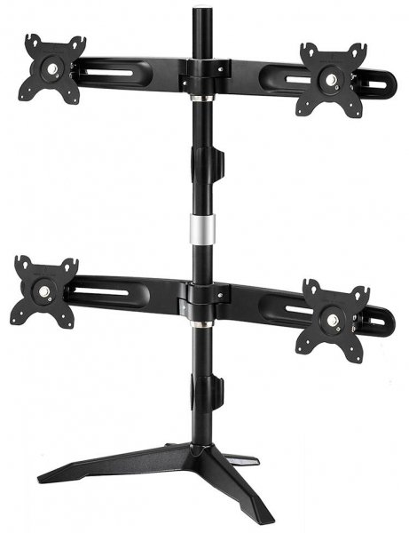 Aavara Quad Monitor Stand (up To 24inch) AV-DS400