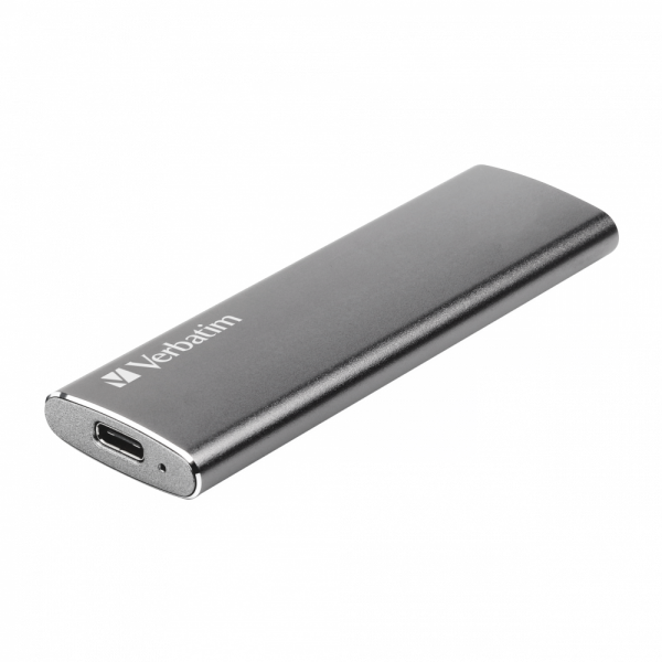 Verbatim VX500 EXternal SSD 120 GB External Portable - Grey (47441)