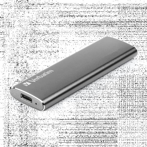 Verbatim VX500 EXternal SSD 240 GB External Portable - Grey (47442)