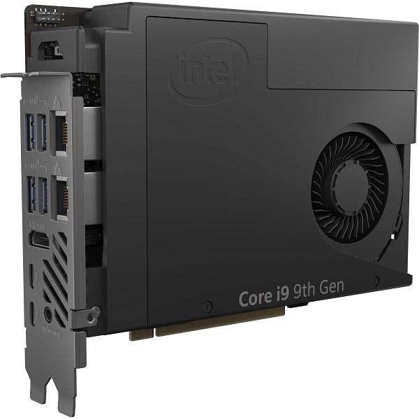 Intel Nuc 9 Extreme Element i5-9300hddr4(0/2)m.2(0/3)wl-axno Chassisbulk BKNUC9I5QNB