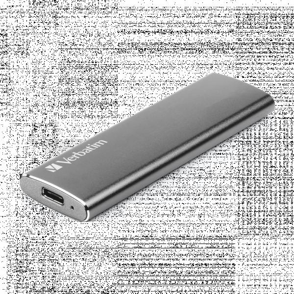 Verbatim VX500 EXternal SSD 480 GB External Portable - Grey (47443)