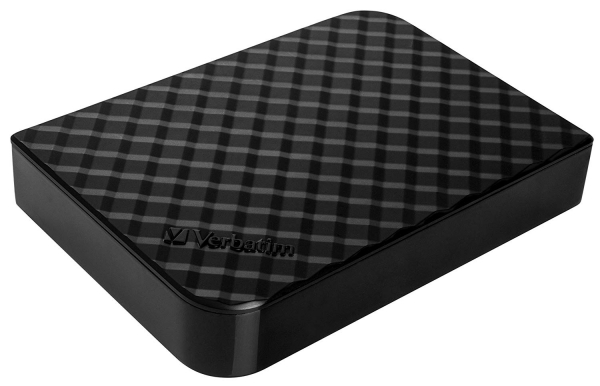Verbatim Store N Save 3.5 2 2TB USB 3.0 8.89cm External Portable (47683)