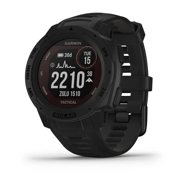 Garmin Instinct Solar Tactical Black 010-02293-13
