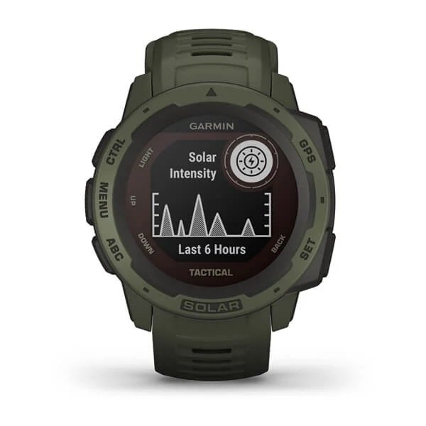 Garmin Instinct Solar Tactical Moss 010-02293-14