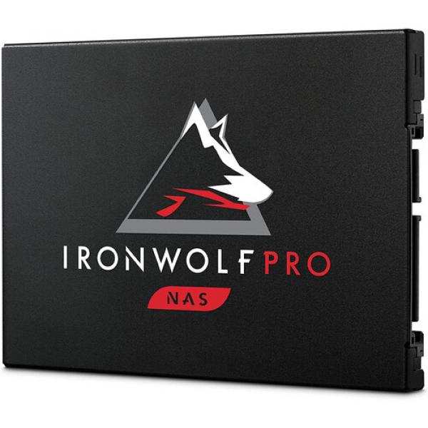 Seagate Ironwolf Pro 125 Ssd 2.5 Sata 480gb 545r/520w-mb/s 3d Tlc Nand 5 ZA480NX1A001