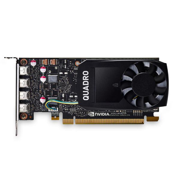 Leadtek Leadtek Quadro P1000 Work Station Graphics Card Pcie 4gb Ddr5 4h( 126P9000300