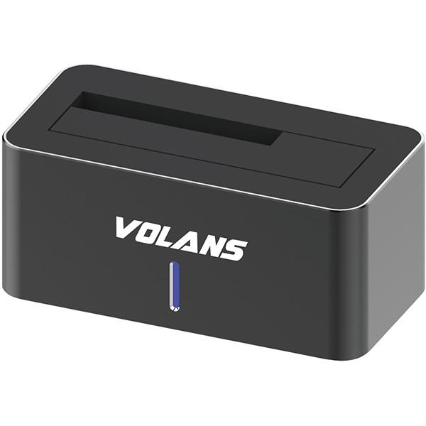 Volans Enclosure 2.5/3.5-usb3.0- VL-DS10
