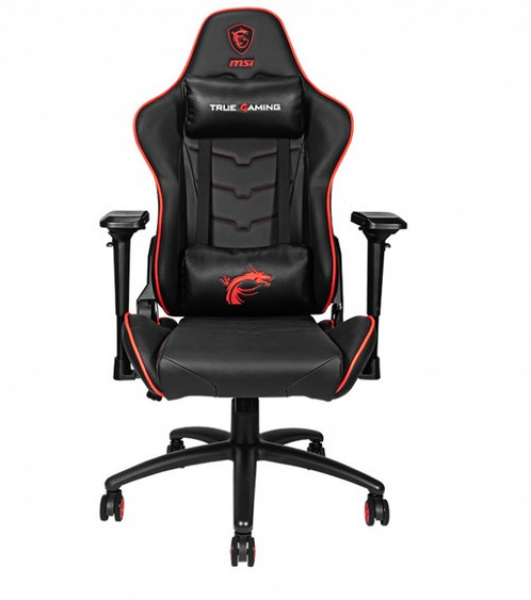 Msi Gaming Chair Red black MAG CH120X