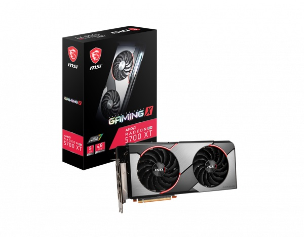 Msi Amd Radeon Rx 5700 Xt Gaming X 8g Gddr6 Pcie 4.0 Graphics Card 76 RX 5700 XT GAMING X