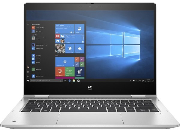 HP X360 435 G7 RYZEN 7-4700 13.3in 8GB 256GB SSD FHD IR TS WLAN BT WIN10 P 1YR 1V2X9PA