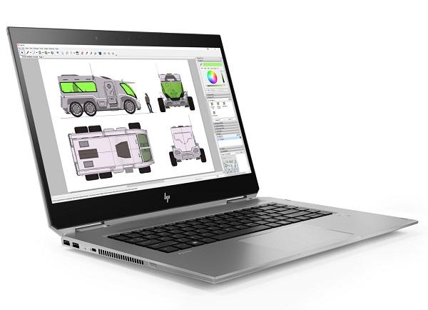 HP Zbook Studio G5 Xeon E-2186M 32GB (DDR4-2666) 1TB(pcie-SSD) (4SQ60PA)