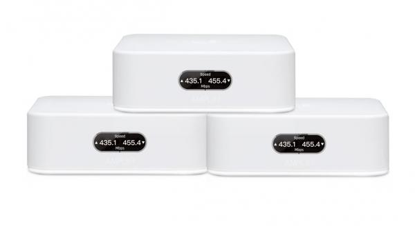 Ubiquiti Amplifi Instant Afi Home Wi-fi Router - 802.11ac 867mbps - Featur AFI-INS-R-3