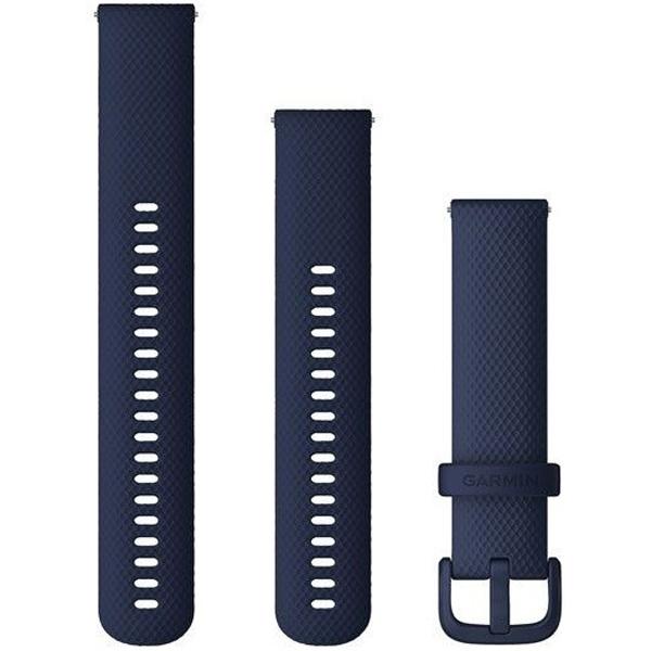 Garmin Quick Release Bands (20 Mm) Navy 010-13021-05