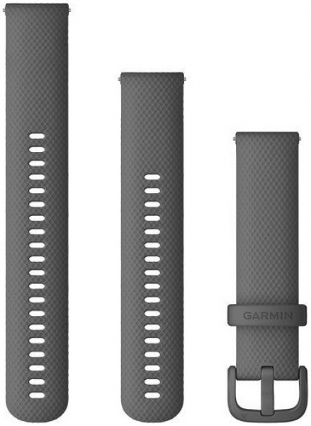 Garmin Quick Release Bands (20 Mm) Shadow Gray 010-13021-00