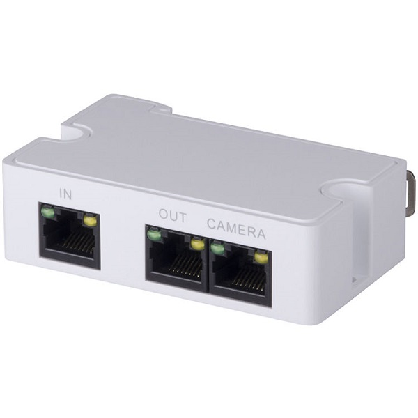 Dahua Poe Extender Passive Work With Pft1200 Connect Up To 3x Ipc DH-AC-PFT1300
