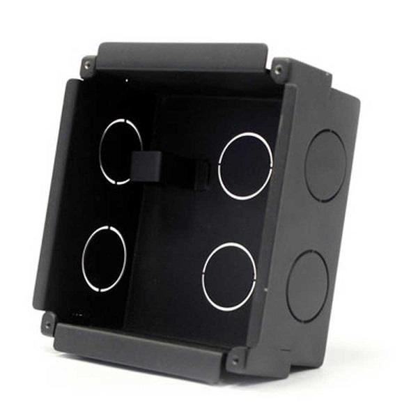 Dahua Metal Flush Box For Vto2000a & Vto2000a-2 DH-AC-VTOB107