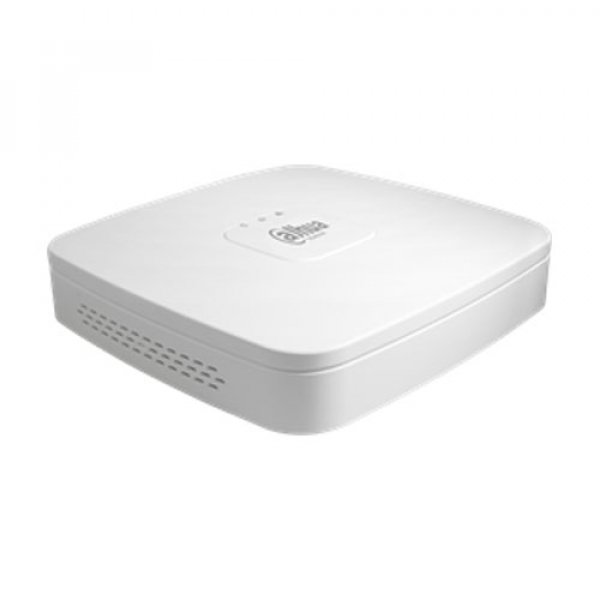 Dahua 16 Channels Record Up To 8mp 200mbps Input 8 Port Poe H.265+ Netw DHI-NVR4116-8P-4KS2-8TB