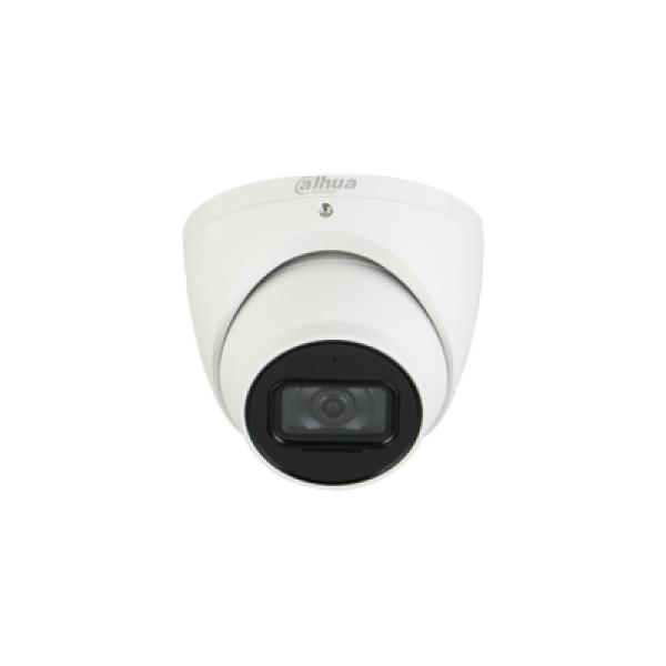 Dahua Ai 4mp Starlight+ Ip Turret Fixed 2.8mm Mic Icrwdr DH-IPC-HDW5442TMP-AS-0280B