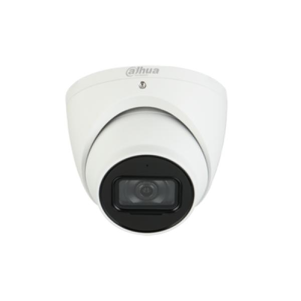 Dahua 5mp Ip Wdr Ir Eyeball Ai Network Camera 2.8mm Built-in Mic Icrivs DH-IPC-HDW5541TMP-ASE-0280B