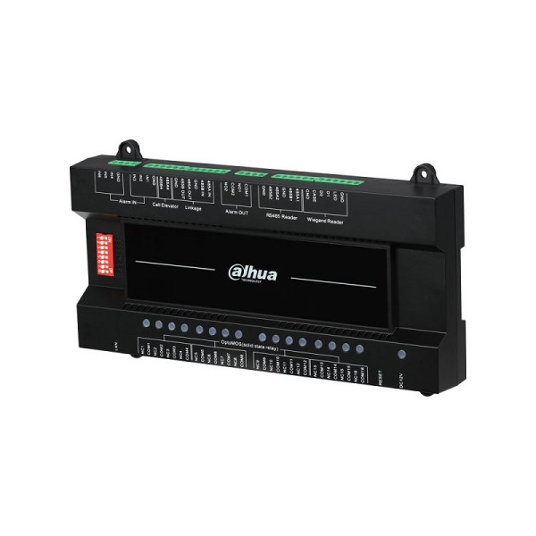 Dahua Lift Controller Connects Up To 1 Wiegand Reader And 2 Rs485 Reade DHI-VTM416
