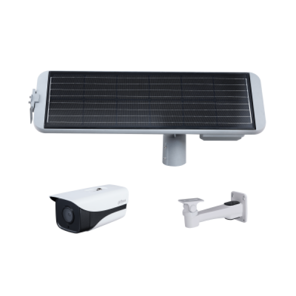 Dahua Integrated Solar Monitoring System Kit KIT/PFM364L-D1/IPC-HFW4230MP-4G-AS-I2/PFB121W