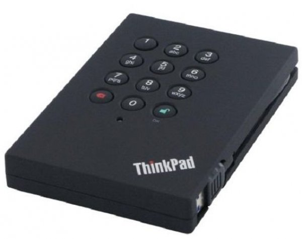 LENOVO Thinkpad Usb 3.0 Secure Hard Drive 2TB 4XB0K83868