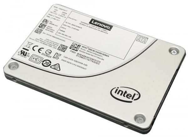 Lenovo HDD Bo S4500 960GB SATA 3.5in NHS SSD SAS Drives (4XB0N68518)