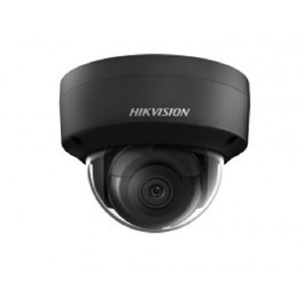 Hikvision 5-6mp Outdoor Ip Dome Camera Ip67 Ik10 120db Wdr Exir Dome 2.8mm  DS-2CD2155FWD-IS 2.8mm Black