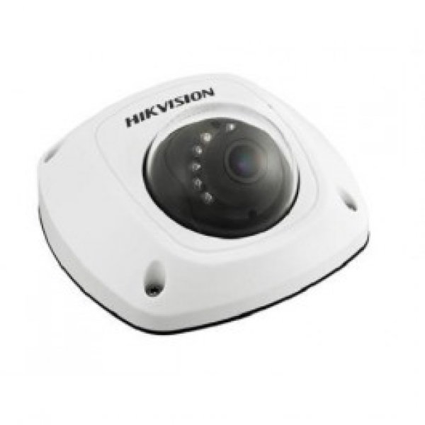 Hikvision 5mp Ir Mini Dome 6mm Full Hd 3d Dnr Dwdr Poe 6mm Fixed Lens Ip66  DS-2CD2555FWD-IS 6MM