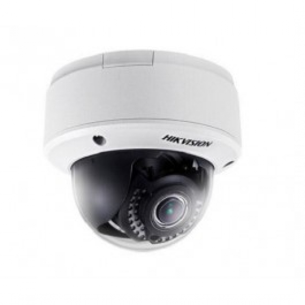Hikvision 6mp Indoor Dome Camera 25fps 2.8 - 12mm Zoom Lens 30m Ir DS-2CD4165F-IZ