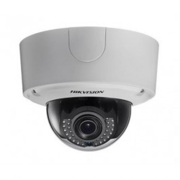 Hikvision 6mp Outdoor Dome Camera 25fps 2.8 - 12mm Zoom Lens 40m DS-2CD4565F-IZ