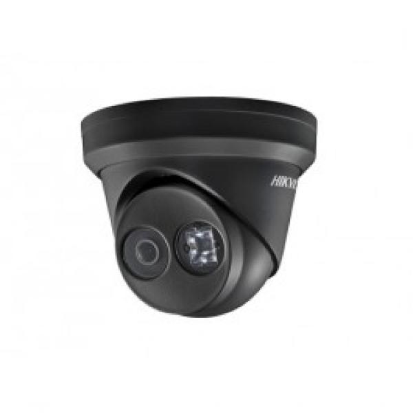 Hikvision Turret 2.8mm Black 2.8mm Lens 8mp Outdoor Exir Turret Camera DS-2CD2385FWD-I b2.8mm