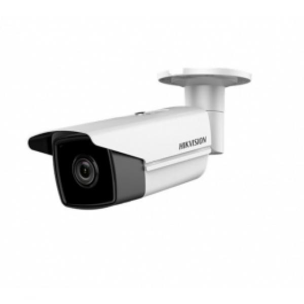 Hikvision 8mp 4k 12mm Bullet Camera 3d Dnr Ir 12mm Fixed Lens DS-2CD2T85FWD-I5