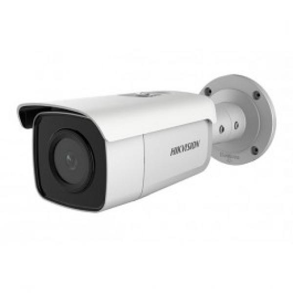Hikvision 8mp 4k 2.8mm Bullet Camera 3d Dnr Ir 2.8mm Fixed Lens DS-2CD2T85G1-I5 2.8mm