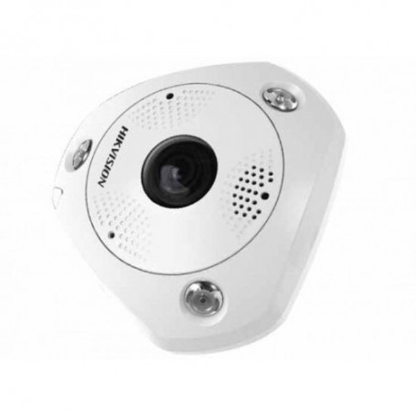 Hikvision 1.98mm 12mp Outdoor Fisheye 360 DS-2CD63C2F-IVS