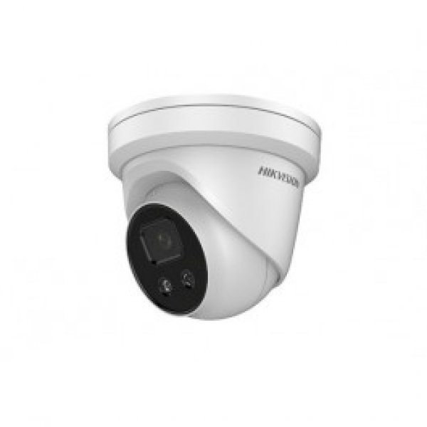 Hikvision 4k Acusense Turret 2.8mm 4k Acusense Fixed Turret Network Camera DS-2CD2386G2-IU 2.8mm