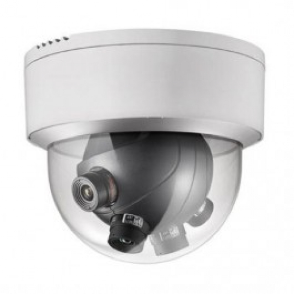 Hikvision 8mp Panovu 180 Deg 8mp Panoramic Darkfighter Ultra Low Light Came DS-2CD6986F-H