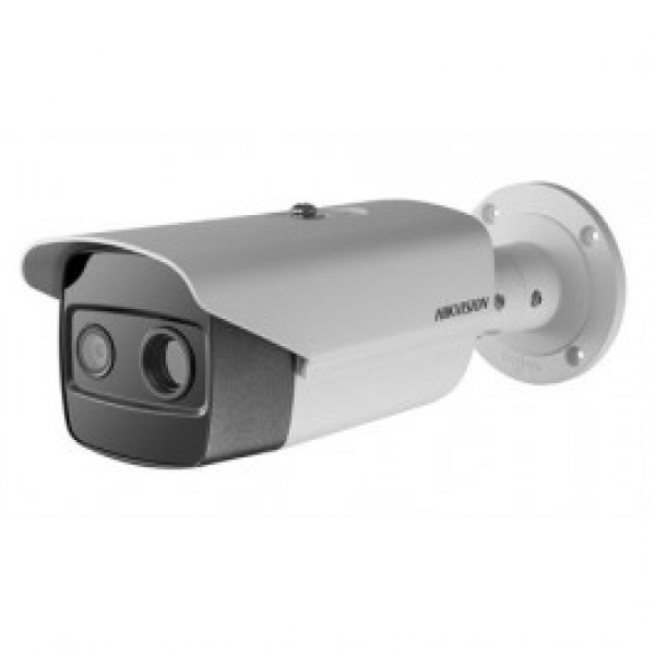 Hikvision Thermal Camera Dual Lens Thermal And Optical Pic In Pic DS-2TD2636-10