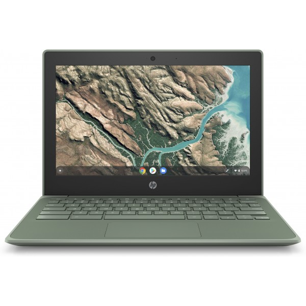 Hp Chromebook 11ee G8 11.6in Cel-4120 4gb/32 Chrome Green 3G190PA
