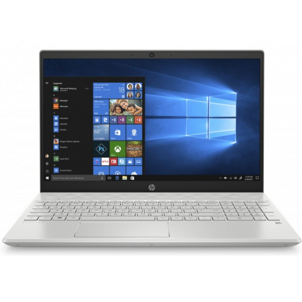 Hp Pavilion 15.6in I7-1065g7 8gb 256gb + 1tb 8VY12PA