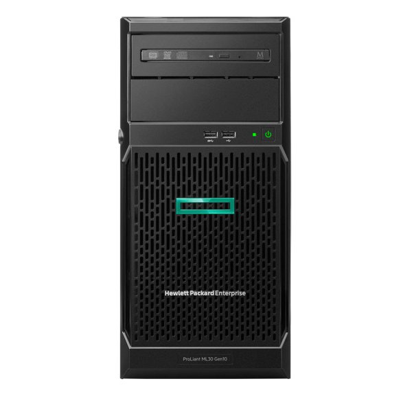 Hpe Ml30 G10 E-2224 (1/1) 16gb (1/4)sata-lff-3.5 Hp(0/4)s100 P16928-371