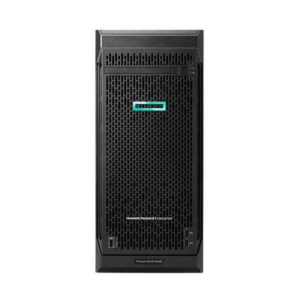 Hpe Ml110 G10 3206r (1/1) 16gb(1/6)sata-3.5 (0/8) S100i (sata Only)  P21439-371