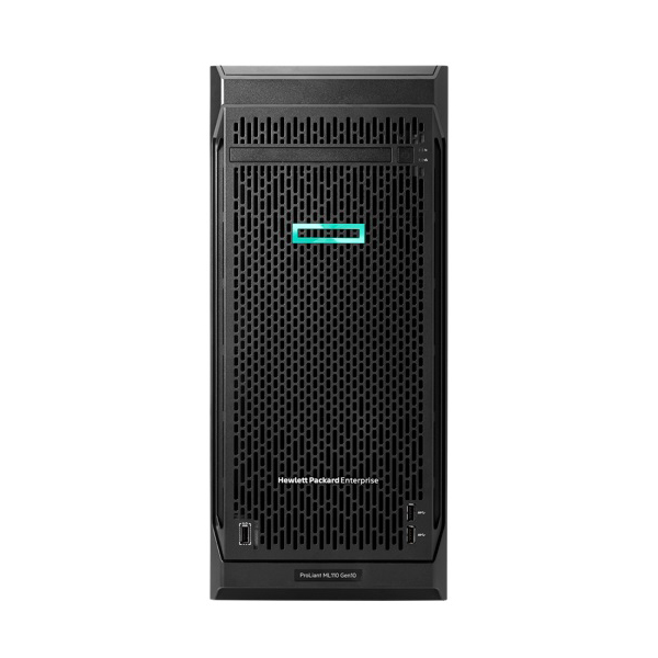 Hpe Ml110 G10 4210r(1/1) 16gb(0/6) Sata/sas (0/8) Hp-2.5(sff)  P21449-371