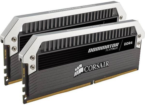 Corsair Dominator Platinum 32gb (2x16gb) Ddr4 3000mhz C15 Desktop Gaming  CMD32GX4M2B3000C15