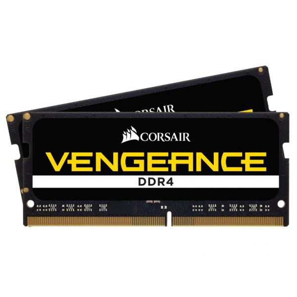 Corsair Vengeance 16gb (2x8gb) Ddr4 Sodimm 3200mhz C18 1.2v Notebook Lapt CMSX16GX4M2A3200C22