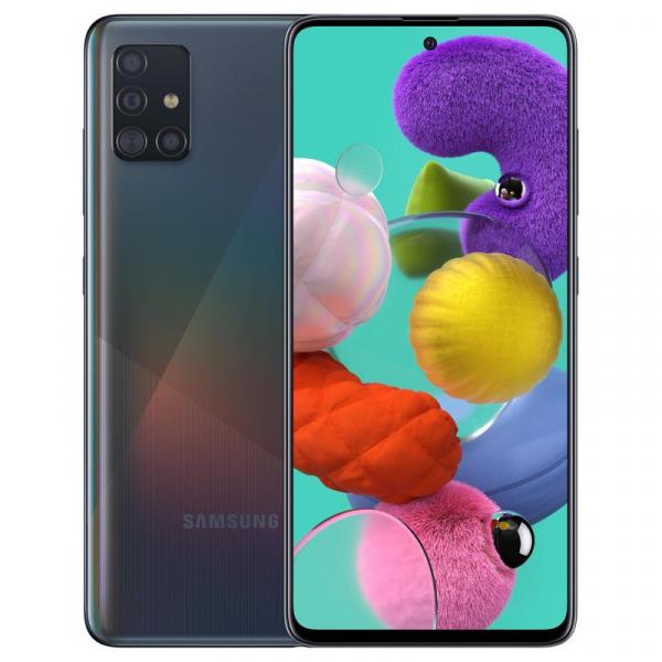 Samsung Galaxy A51 Prism Black SM-A515FZKFATS