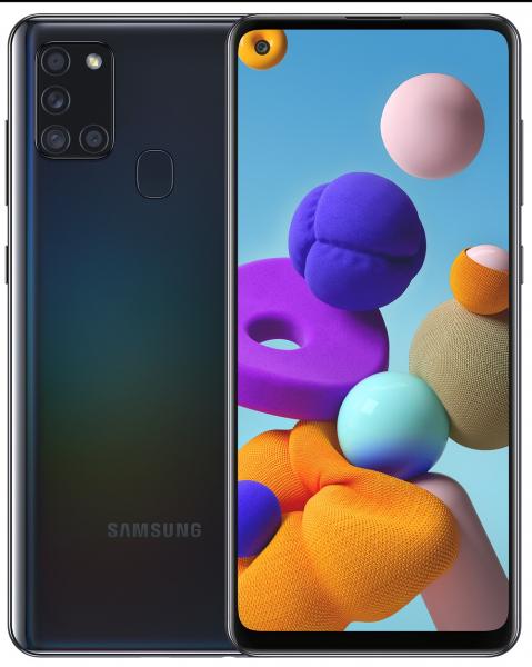 Samsung Galaxy A21s Black SM-A217FZKAXSA