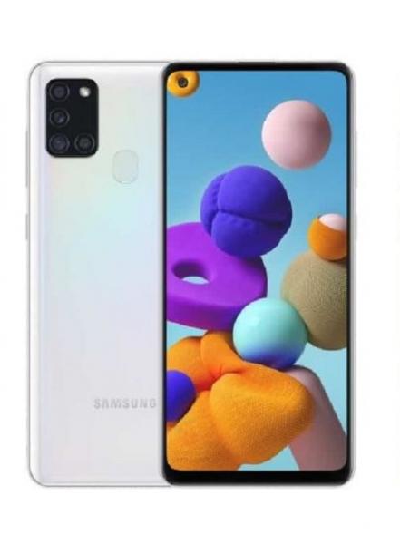 Samsung Galaxy A21s White SM-A217FZWAXSA