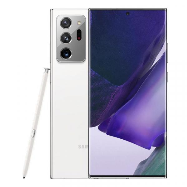 Samsung Note20 Ultra 5g Mystic Wte 256gb SM-N986BZWEXSA